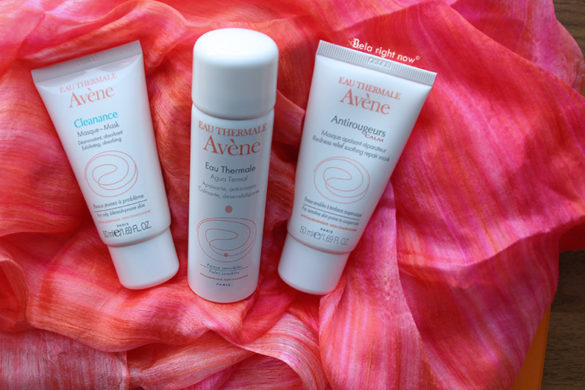 My experience with Eau Thermale Avène