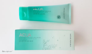 170131_TESTING NOW_NATURE REPUBLIC_Super Aqua Max Soft Peeling Gel OK