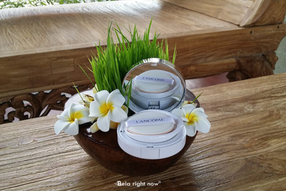 FINALLY WITH ME… LANCÔME MIRACLE CUSHION