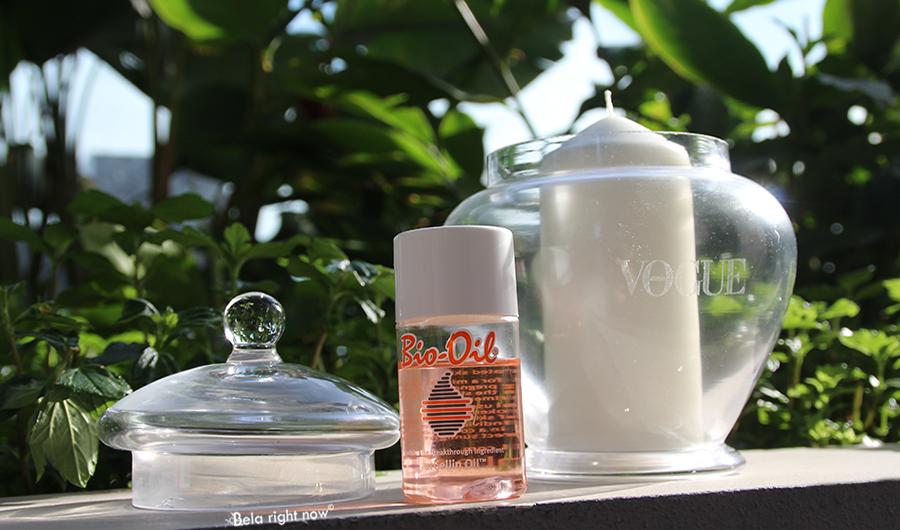 Bio-Oil, not new but still with me